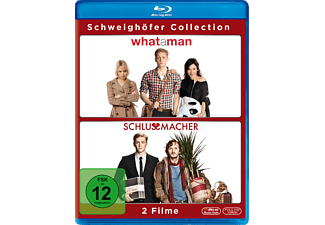 What a Man/Schlussmacher - (Blu-ray)