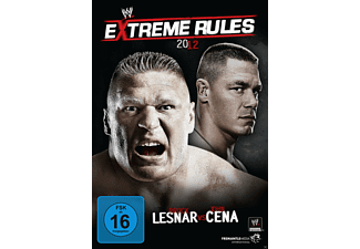 Extreme Rules 2012 - (DVD)