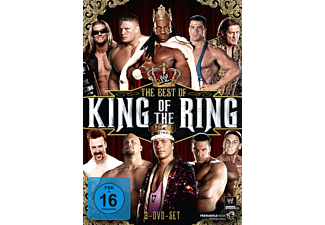 The Best Of King Of The Ring - (DVD)