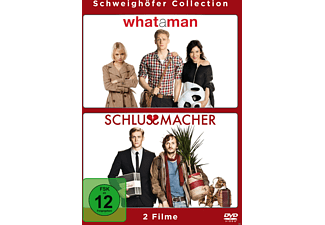 What a Man [DVD]