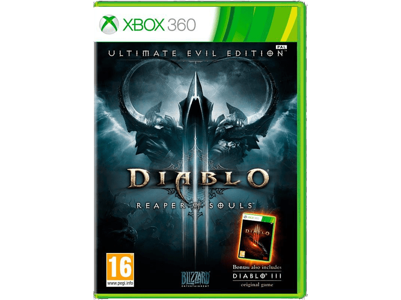 Diablo III - Ultimate Evil Edition Xbox 360 gaming games xbox 360 games