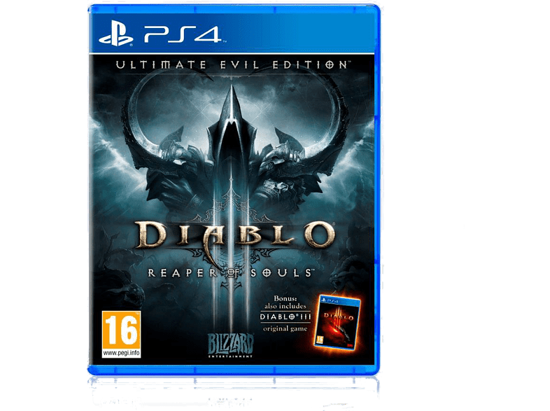 Diablo III Reaper of Souls - Ultimate Evil Edition PlayStation 4 gaming   offline sony ps4 παιχνίδια ps4 gaming games ps4 games