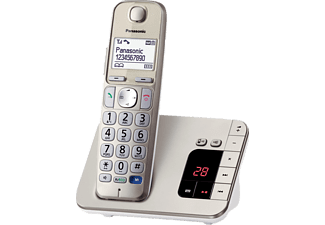 PANASONIC KX-TGE 220 GN SINGLE Schnurloses Telefon