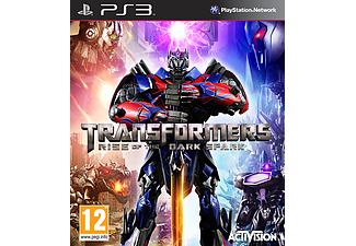 Transformers: Rise Of The Dark Spark (PlayStation 3)