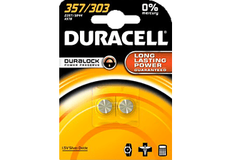 DURACELL Pile 357-303