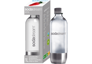 sodastream pet flasche edelstahl 1 liter 1041191490. Black Bedroom Furniture Sets. Home Design Ideas