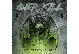 Over Kill - White Devil Armory [CD]