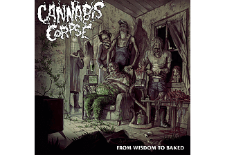 Cannabis Corpse - From Wisdom To Baked (CD)