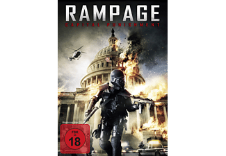Rampage - Capital Punishment [DVD]