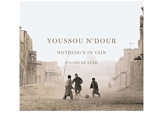 Youssou N'Dour - Nothing's In Vain (CD)