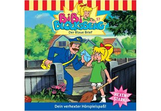 Bibi Blocksberg - Bibi Blocksberg 57: Der Blaue Brief - (CD)