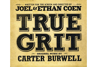 Carter Burwell - True Grit (A félszemű) (CD)