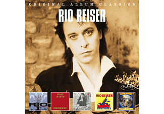 Rio Reiser - Original Album Classics [CD]