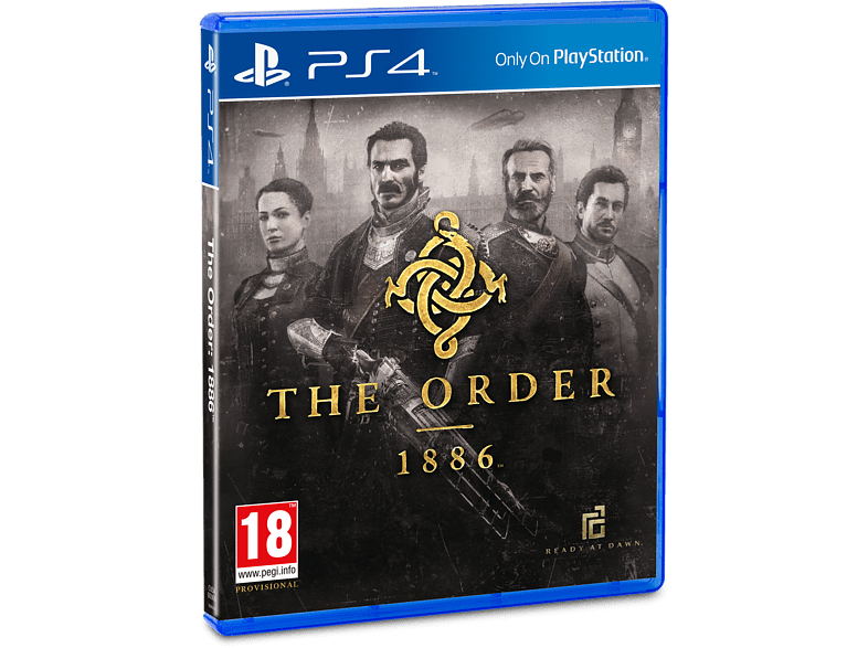 The Order: 1886 PS4 gaming   offline sony ps4 παιχνίδια ps4