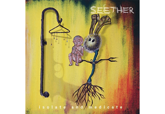 Seether - Isolate And Medicate (Deluxe Edt.) - (CD)