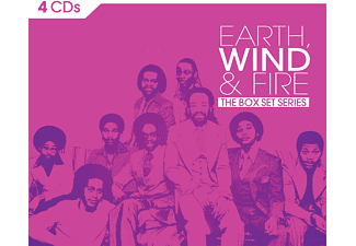 Earth, Wind & Fire - The Box Set Series [CD]