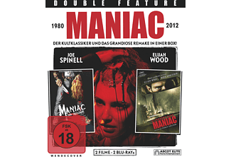 Maniac I + II Box - (Blu-ray)