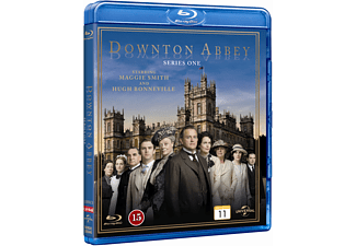 Downton Abbey S1 Drama Blu-ray