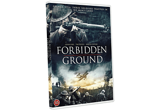 Forbidden Ground Action DVD