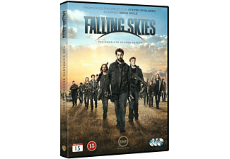 Falling Skies S2 Science Fiction DVD
