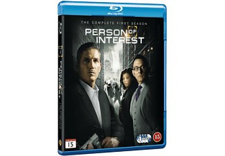 Person of Interest S1 Thriller Blu-ray