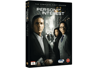 Person of Interest S1 Thriller DVD