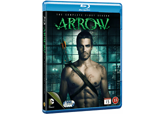 Arrow S1 Äventyr Blu-ray