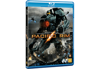 Pacific Rim Science Fiction Blu-ray