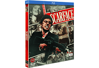 Scarface - Comic Book Collection Action Blu-ray