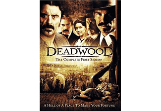Deadwood S1 Äventyr Blu-ray