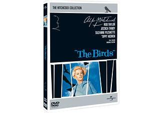 The Birds Skräck DVD