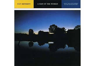 Pat Metheny - A Map Of The World - Világtérkép (CD)