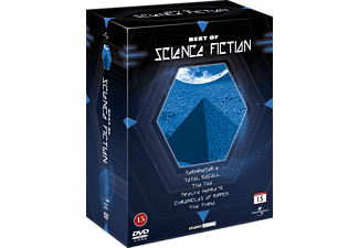 Best of Science Fiction Box Science Fiction DVD