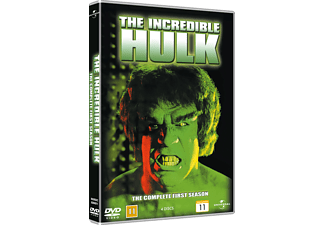 The Incredible Hulk S1 Drama DVD