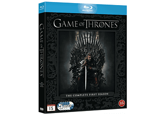 Game of Thrones S1 Äventyr Blu-ray