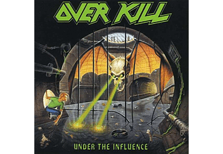 Overkill - Under The Influence (CD)
