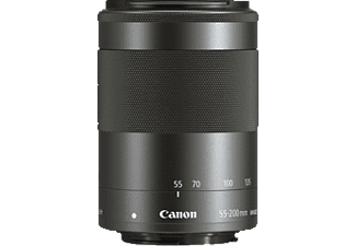 CANON EF-M 55-200mm f/4.5-6.3 IS STM Standardzoom für Canon , 55 mm - 200 mm , f/4.5-6.3