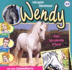 Wendy - Wendy 24: Das tanzende Pferd - (CD)