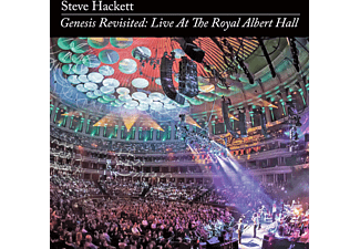 Steve Hackett - Genesis Revisited: Live At The Royal Albert Hall [CD + DVD Video]