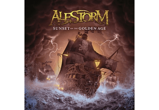 Alestorm - Sunset On The Golden Age (CD)