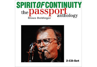 Passport & Klaus Doldinger - Spirit Of Continuity - The Passport Anthology (CD)