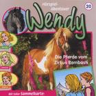 Wendy - Folge 20: Die Pferde Vom Zirkus Rombasti - (CD)