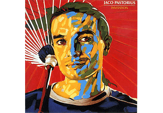 Jaco Pastorius - Invitation (CD)