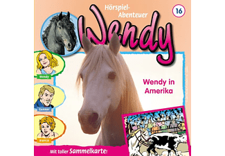 Wendy - Folge 016: Wendy in Amerika - (CD)