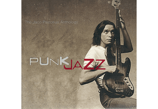 Jaco Pastorius - Punk Jazz-The Jaco Pastorius Anthology (CD)