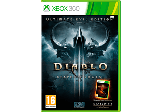 Diablo III: Reaper of Souls – Ultimate Evil Edition (Xbox 360)