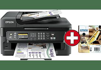 Installieren Sie Den Epson Wf-2540 Drucker