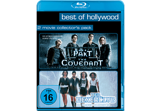 Der Pakt - The Covenant / Der Hexenclub (Best of Hollywood) [Blu-ray]