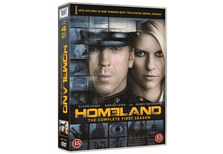 Homeland S1 Actiondrama DVD