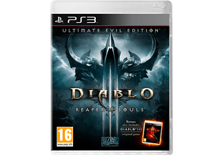 Diablo III: Reaper of Souls – Ultimate Evil Edition (PlayStation 3)